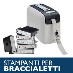 Stampa Braccialetti