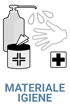 Prodotti Igienizzanti e Sanificanti: Detergenti, Disinfettanti, Igienizzanti e Sanificanti.