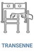 Tornelli Meccanici e Transenne in metallo cromato per la gestione degli accessi il controllo dei varchi per interni ed esterni